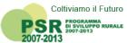 Piano di Sviluppo Rurale 2007-2013